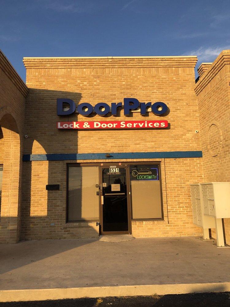 DoorPro: 6531 Bandera Rd, Leon Valley, TX