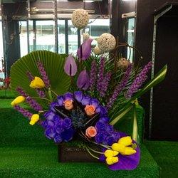 Photo Of Vegas Flowers Van Nuys Ca United States Tint Morado