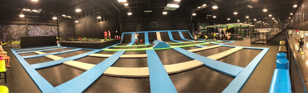 Elevate Trampoline Park: 707 N Country Fair Dr, Champaign, IL
