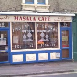 Ahmed S Cafe Bristol