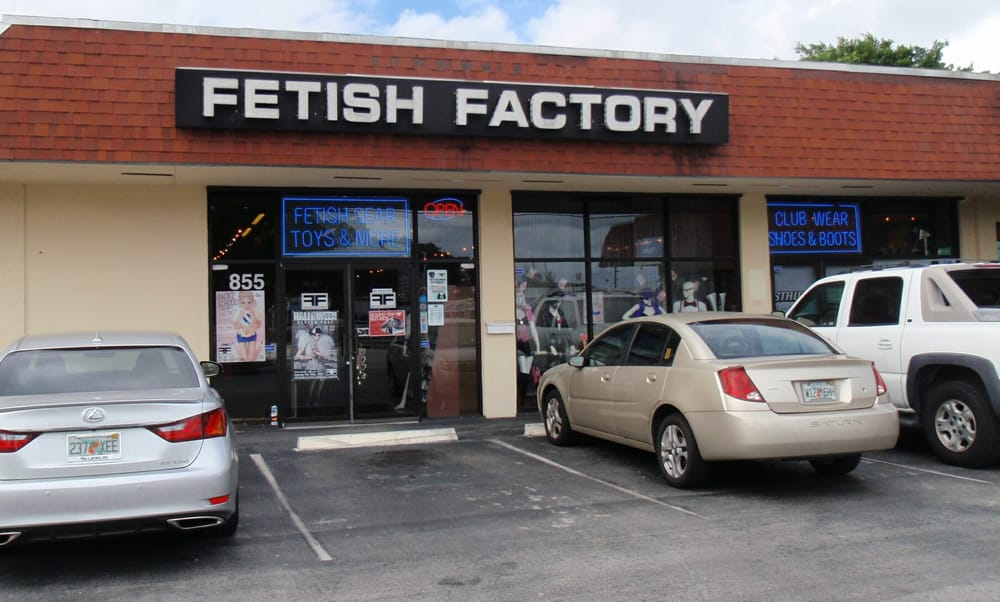 Fetish factory store picture 646