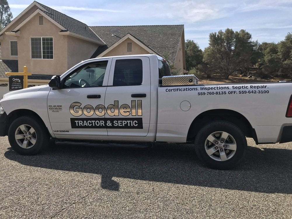 Goodell Tractor & Septic: Coarsegold, CA