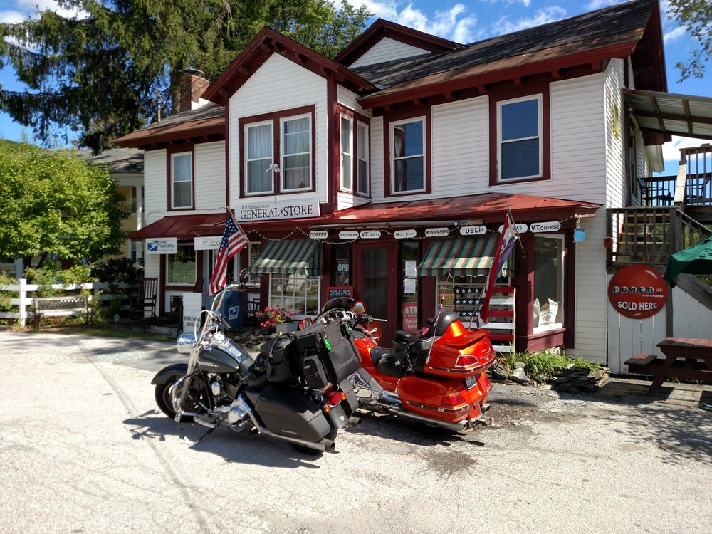 Social Spots from East Poultney General Store