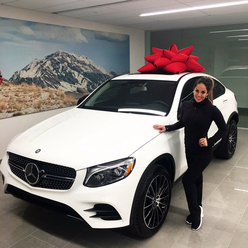 Mercedes Benz West Houston >> I Love My Brand New 2017 Mercedes Benz Thanks To Jason R