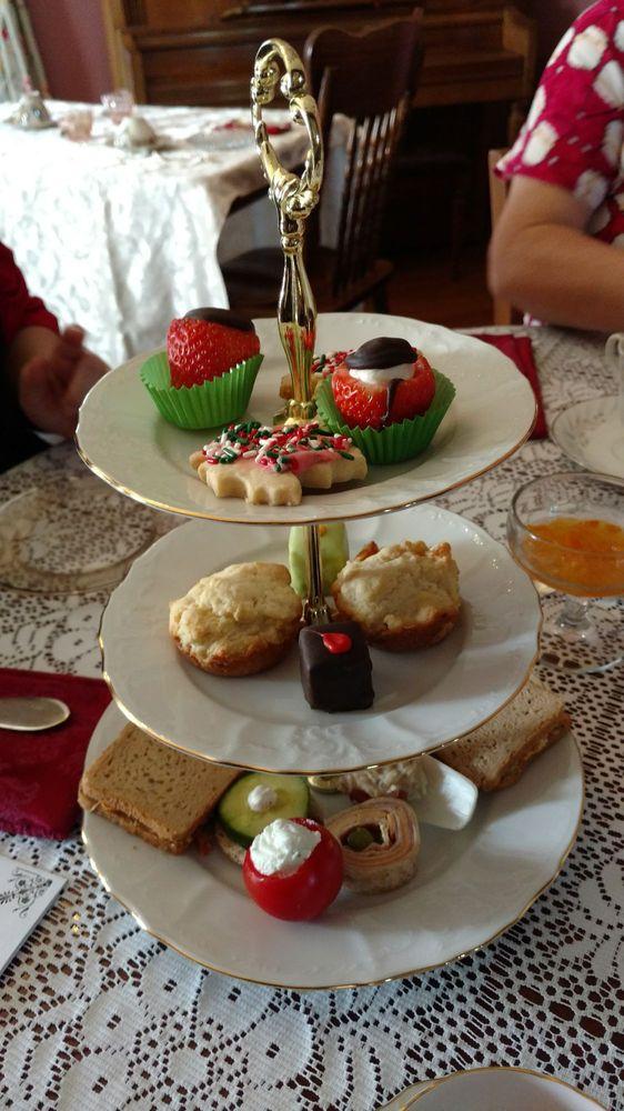 The Crystal Tea Room Tea Rooms 502 W Jefferson St