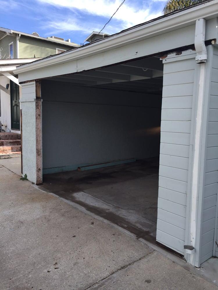 before framing and garage door installation yelp. Black Bedroom Furniture Sets. Home Design Ideas