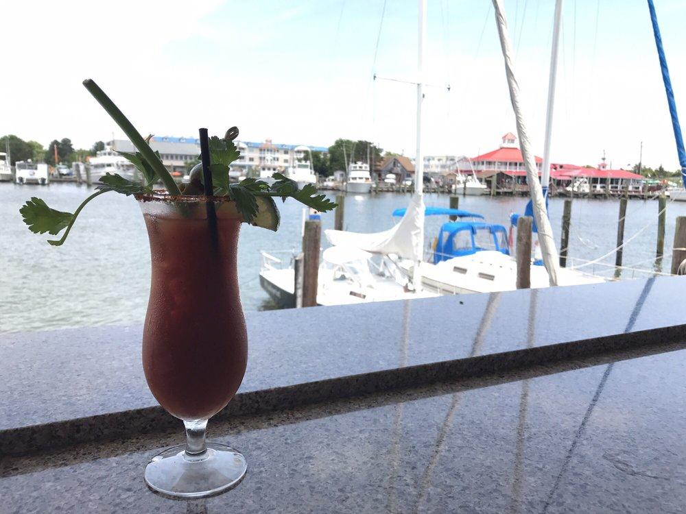 Gilligan S Waterfront Restaurant Lewes