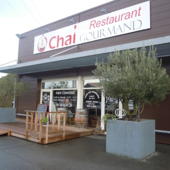 Chai gourmand 17 photos brasseries 65 ave de l for Restaurant eysines