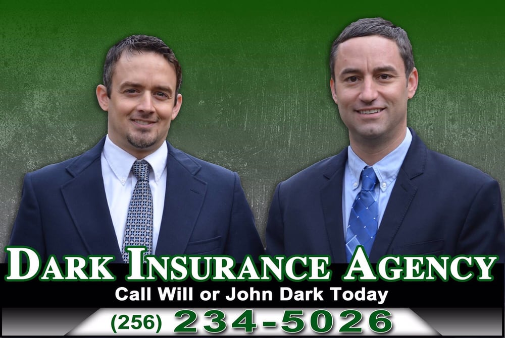 Dark Insurance Agency: 410 Hillabee St, Alexander City, AL