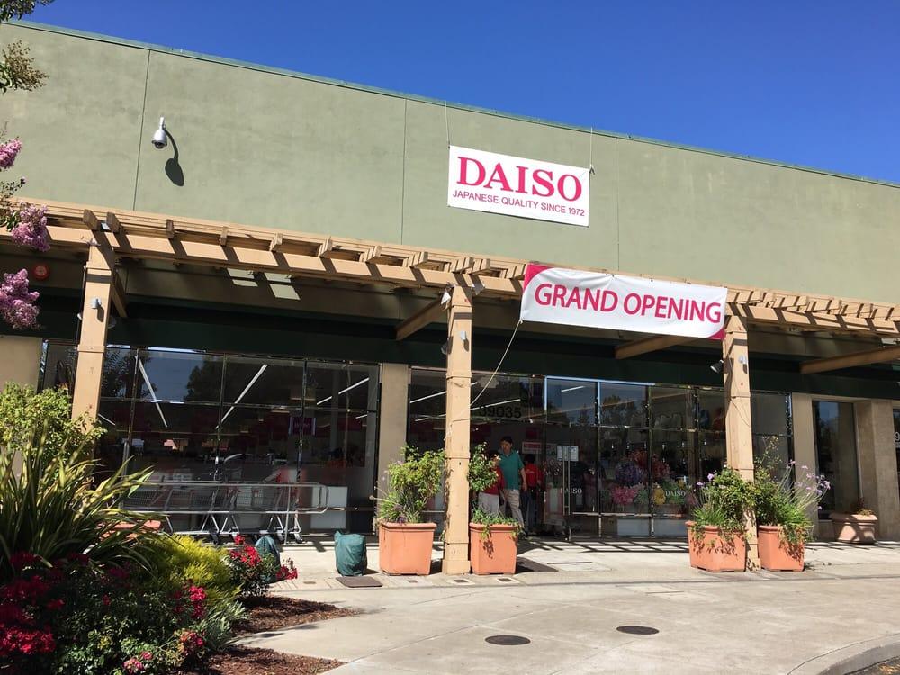 Daiso Japan: 39035 Fremont Hub, Fremont, CA