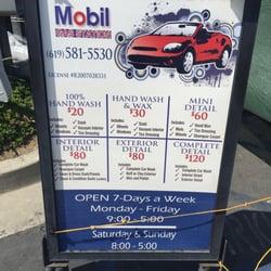 Mobile Miramar Auto Detailing Auto Detailing 9550 Kearny Mesa Rd