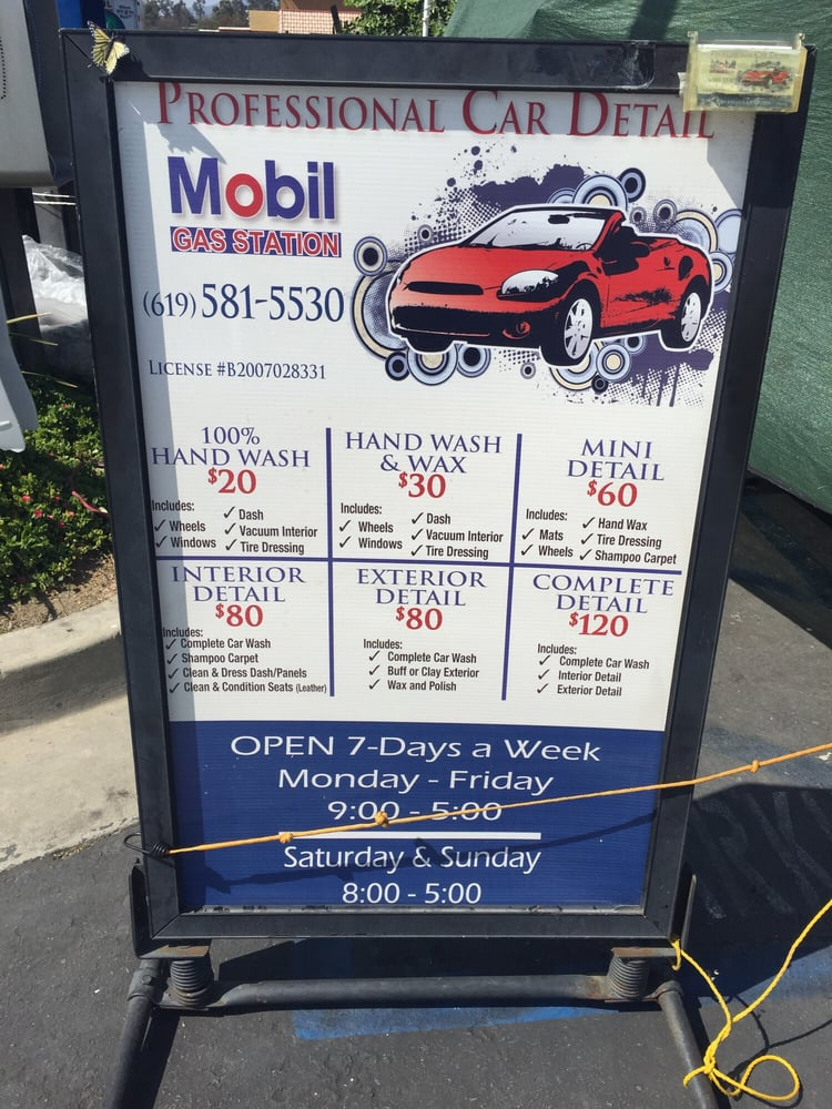 mobile miramar auto detailing auto detailing 9550 kearny mesa rd san diego ca phone. Black Bedroom Furniture Sets. Home Design Ideas