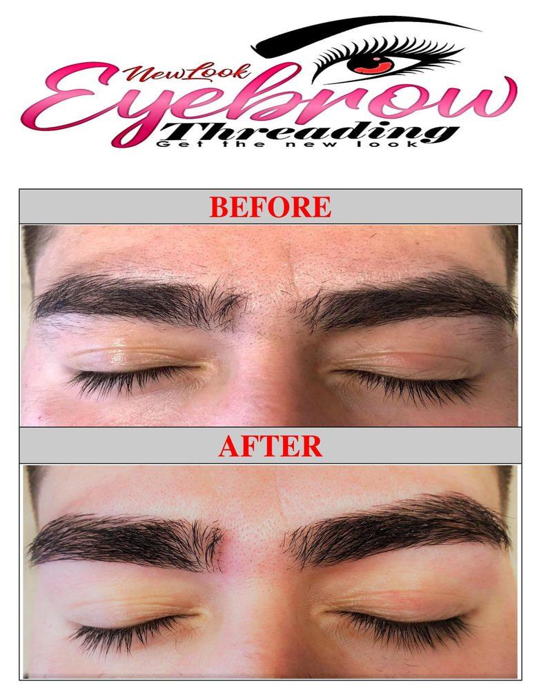 Eyebrow Treading Done By New Look Eyebrow Threading Artists New