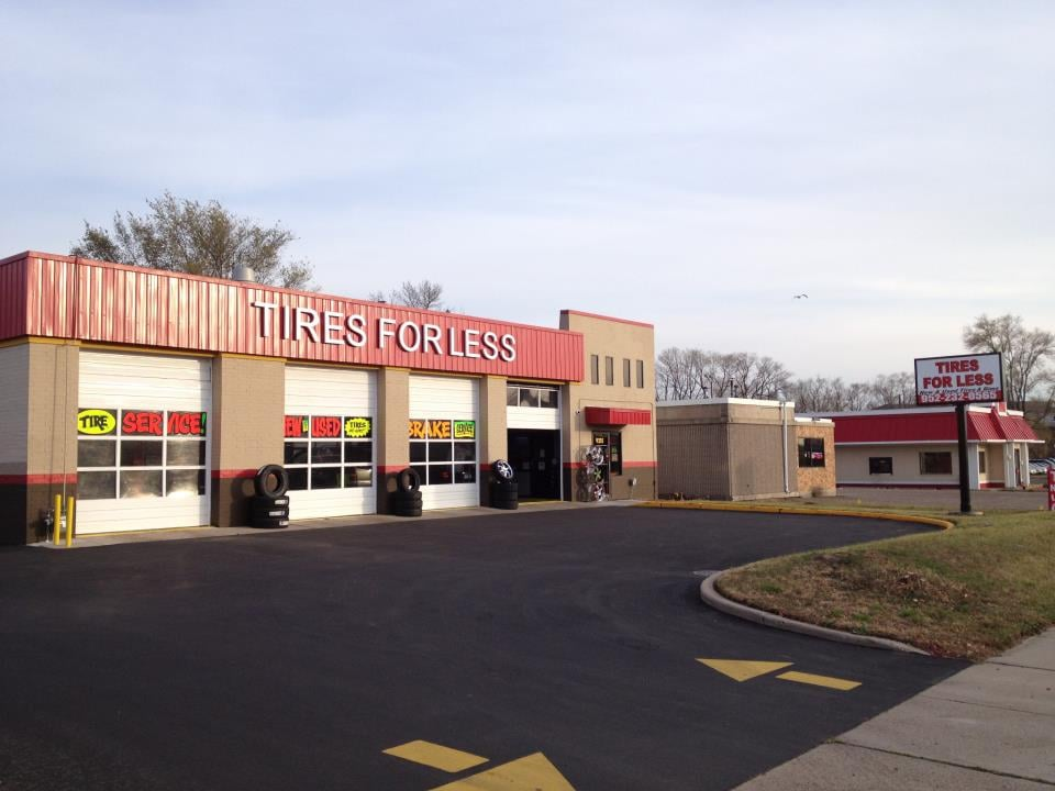 Tire For Less >> Tires For Less Tires 9215 Lyndale Ave S Bloomington Mn