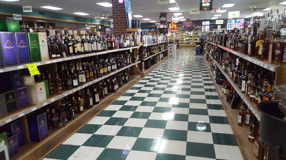 Springhill Wine & Spirits: 4281 E McCain Blvd, North Little Rock, AR