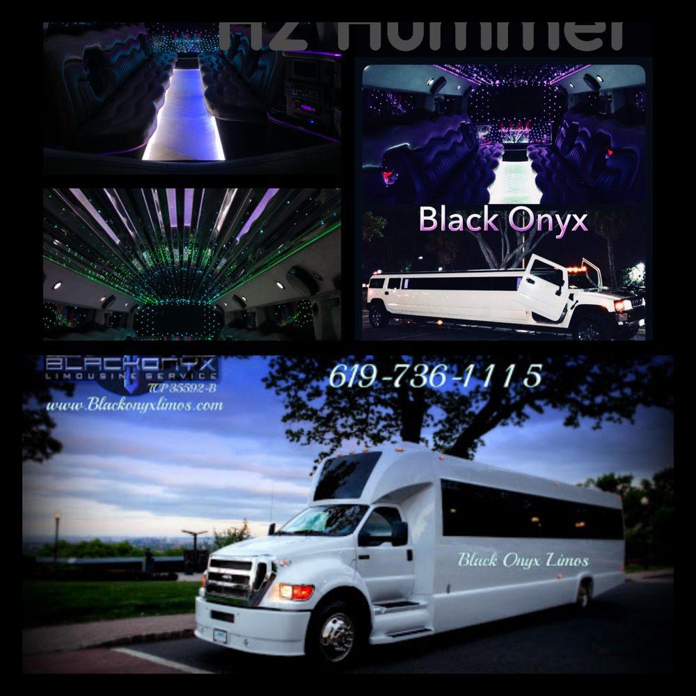 Black Onyx Limo: 1360 N Magnolia Ave, El Cajon, CA