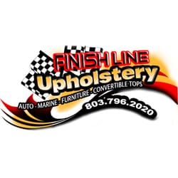 finishline upholstery auto parts supplies 3632 delree st west columbia sc phone number. Black Bedroom Furniture Sets. Home Design Ideas