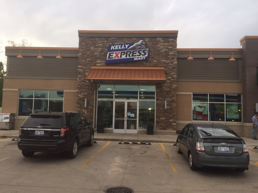 Kelly Express Mart: 27815 C Dr N, Albion, MI