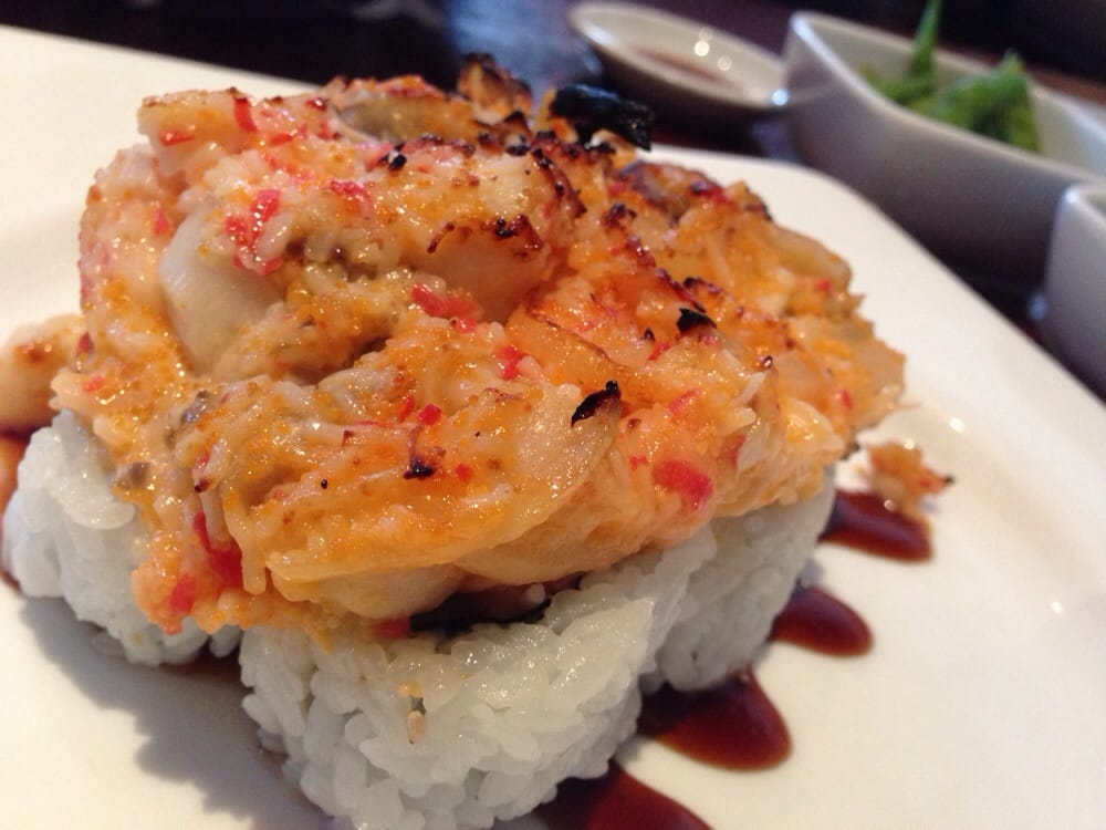 Dynamite Roll Needs More Dynamite Yelp