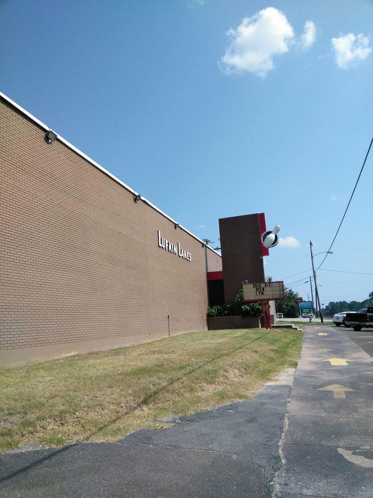 Lufkin Lanes: 909 S Chestnut St, Lufkin, TX