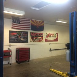 Desert oasis garage the best photos auto repair s th