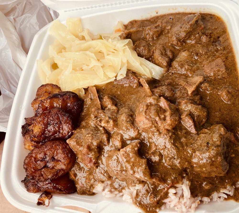 JamRock Caribbean Cuisine: 144 E Lincoln Hwy, Coatesville, PA