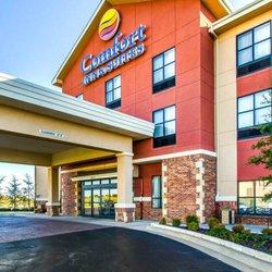 Photo Of Comfort Inn Suites Shawnee Ok United States
