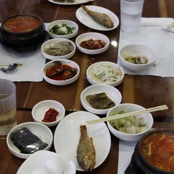 Cho Dang Tofu Restaurant Closed 21 Reviews Korean 10130 Garden Grove Blvd Garden Grove