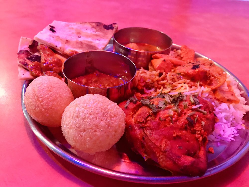 Social Spots from Persis Biryani Indian Grill