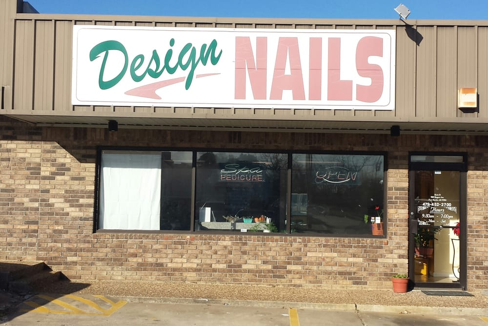 Design Nails: 9001 Rogers Ave, Fort Smith, AR