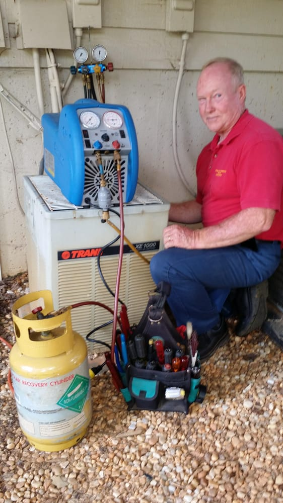 Heating and Air Services by Kelly Cogar: Lula, GA