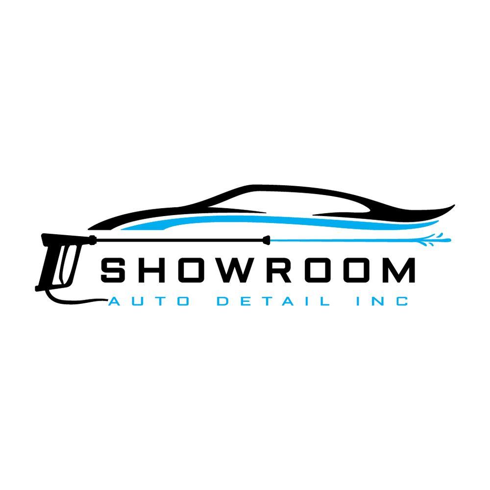 New Logo Design Showroom Auto Detail Inc Yelp