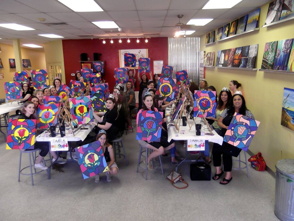 Painting with a Twist: 229 Dowlen Rd, Beaumont, TX