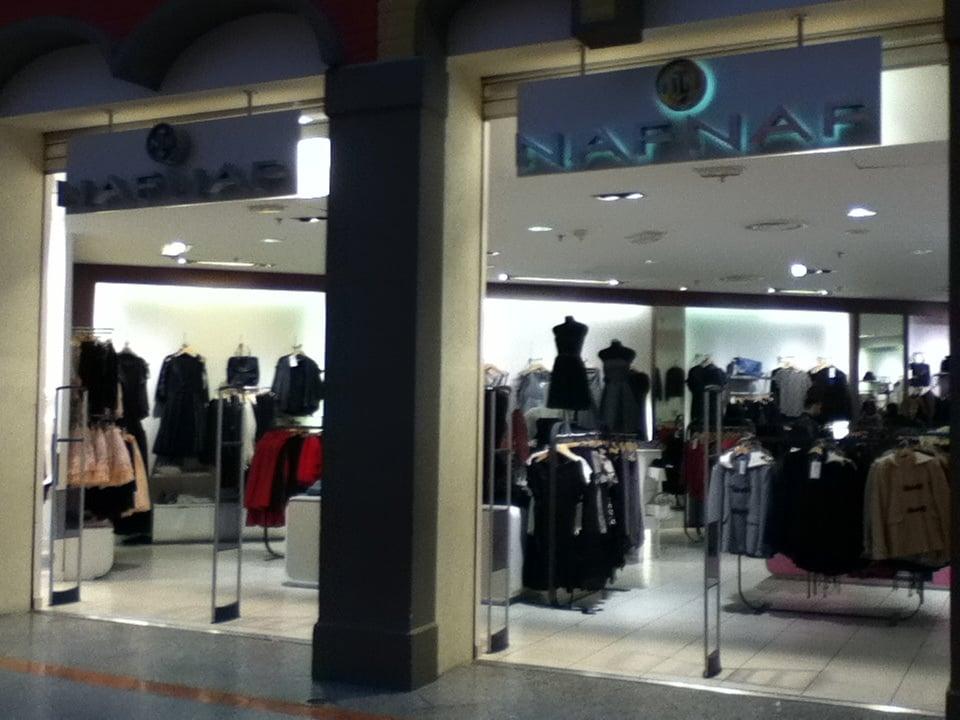 Naf naf damet j centre commercial auchan faches - Centre commercial auchan faches thumesnil magasins ...