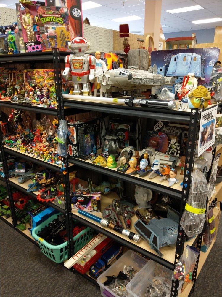 Rebel Toy Box: 420 Center Ave, Moorhead, MN