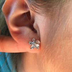 Photo Of Na Hoku Kailua Kona Hi United States Plumeria Earring