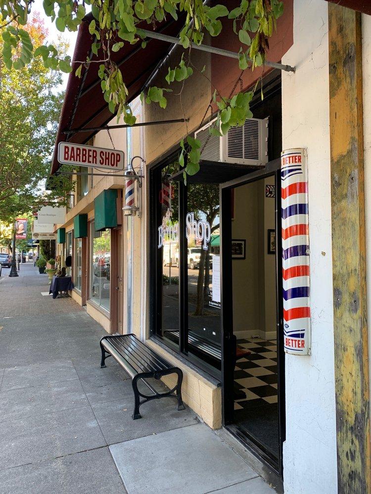 Erik's Barber Shop: 433 Healdsburg Ave, Healdsburg, CA