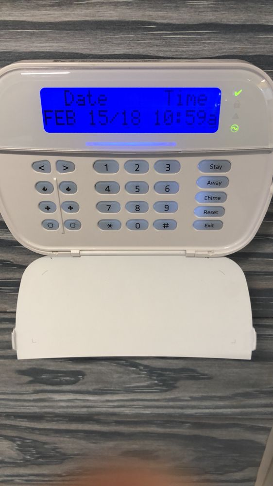 DSC Alarm installation - Yelp