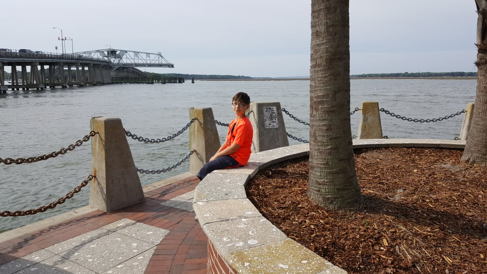 Henry C. Chambers Waterfront Park: Bay St, Beaufort, SC