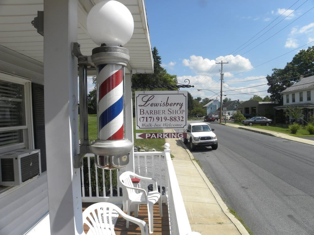 Lewisberry Barber Shop: 204 E Front St, Lewisberry, PA