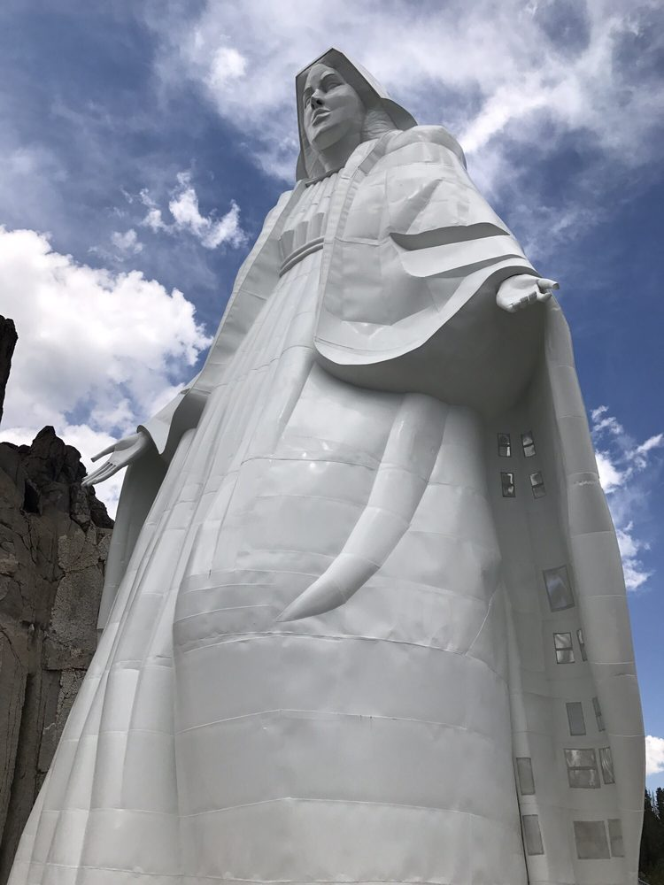 Our Lady of the Rockies: 3100 Harrison Ave, Butte, MT