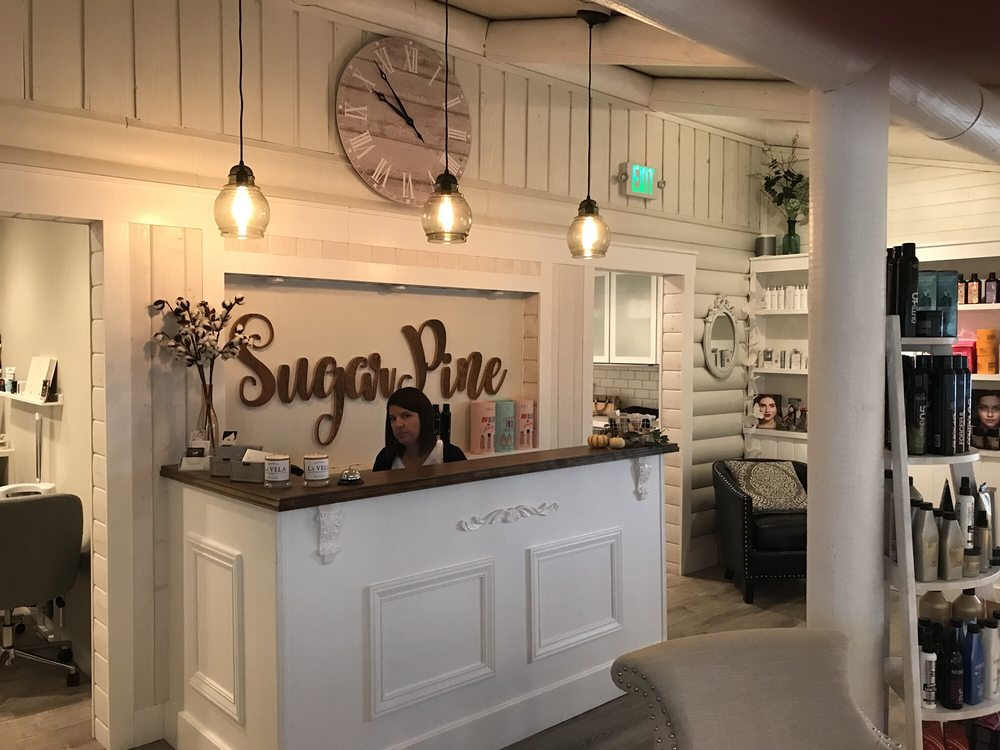 Sugar Pine Salon and Spa Boutique: 3525 168th St NE, Arlington, WA