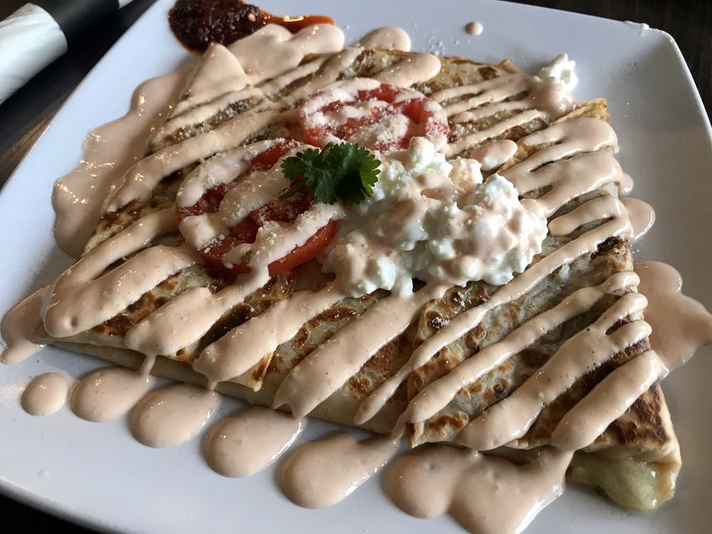 Colados Coffee & Crepes: 10685 W Indian School, Avondale, AZ