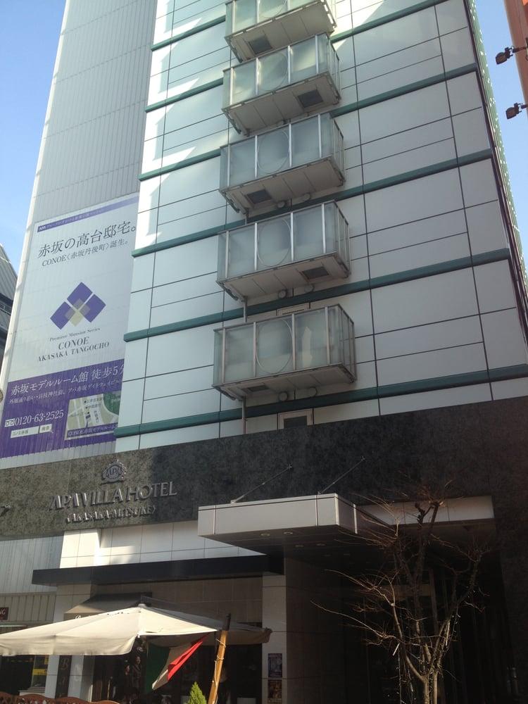 APA Villa Hotel Akasakamitsuke