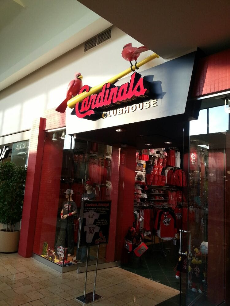 Cardinals Clubhouse: 41 S County Center Wy, Saint Louis, MO