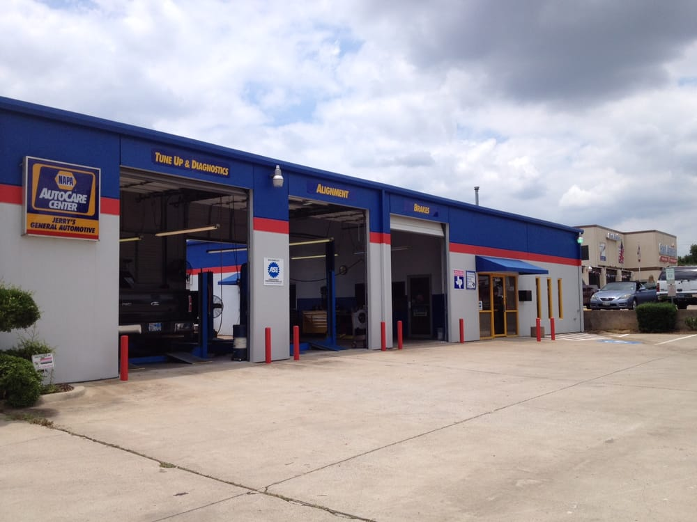 Car Wash Arlington Tx: Jerry's General Automotive Inc