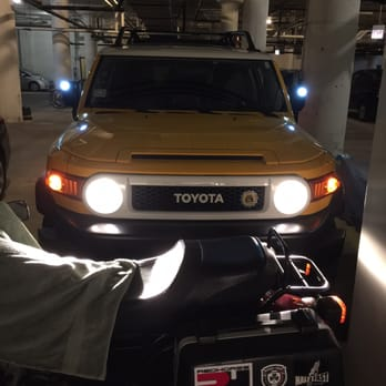 Photo Of Grossinger City Toyota Service Chicago Il United States Light