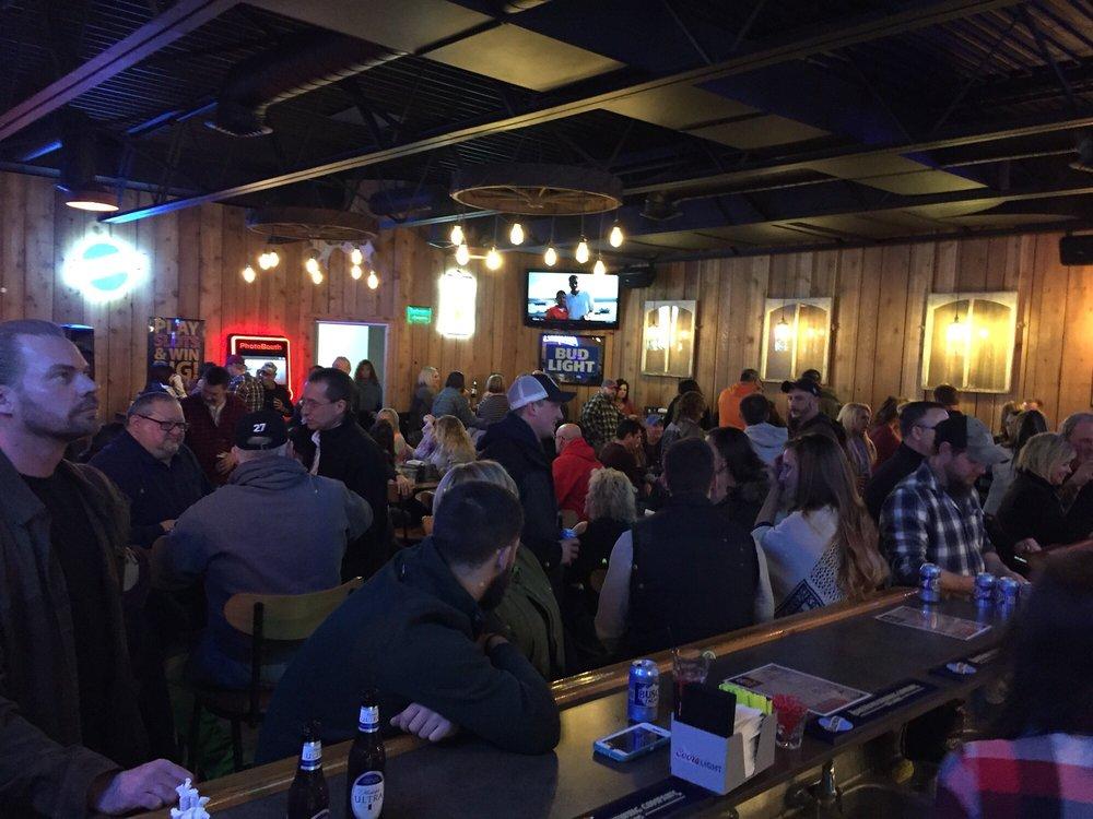 Exit 210 Saloon: 12414 US Route 150, Oakwood, IL