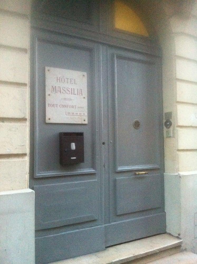 H tel massilia hoteles 34 rue saint sernin saint for Hotel rue lafaurie monbadon bordeaux