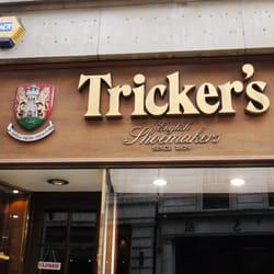 Tricker S Shoe Shop Jermyn Street